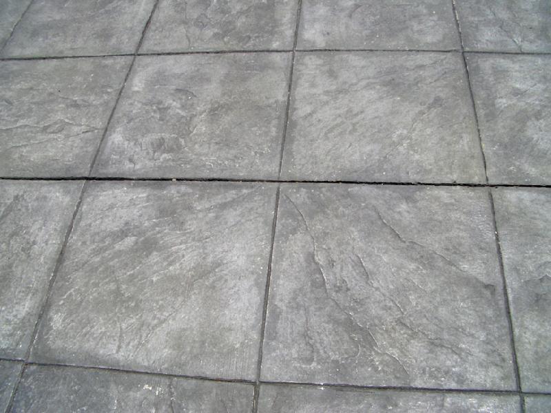 Tile Slate Detail