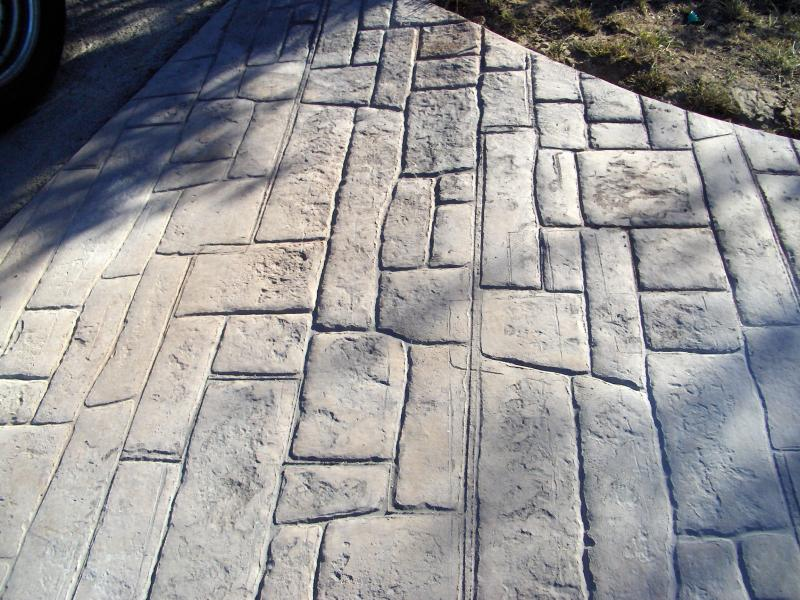 Appian Cobble Detail