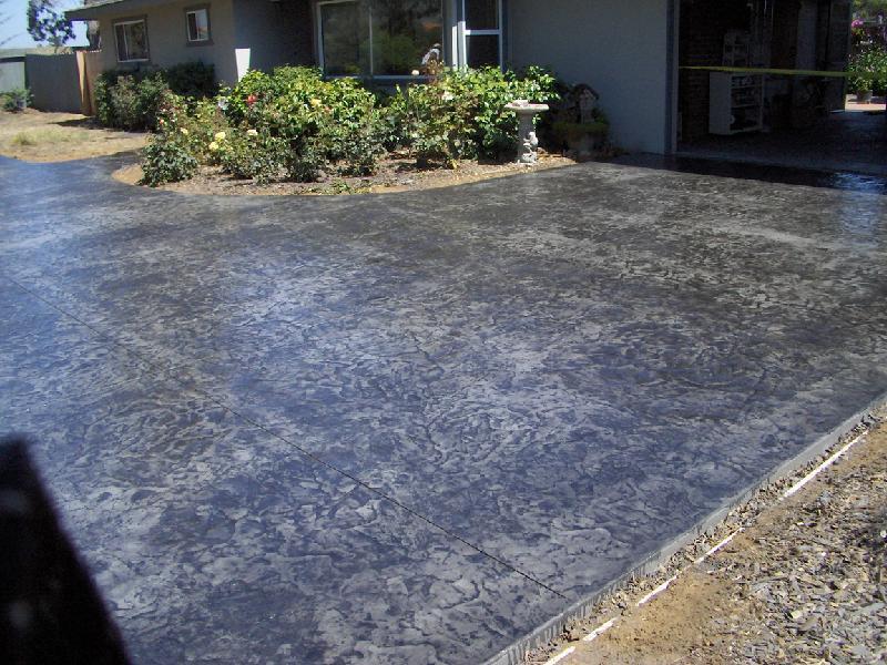 Roman Slate Driveway - Grays