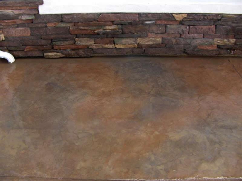 Slate Patio - Brown Gray