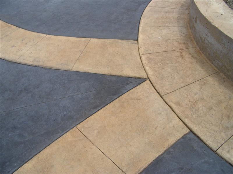 Saw Cut Stone Detail