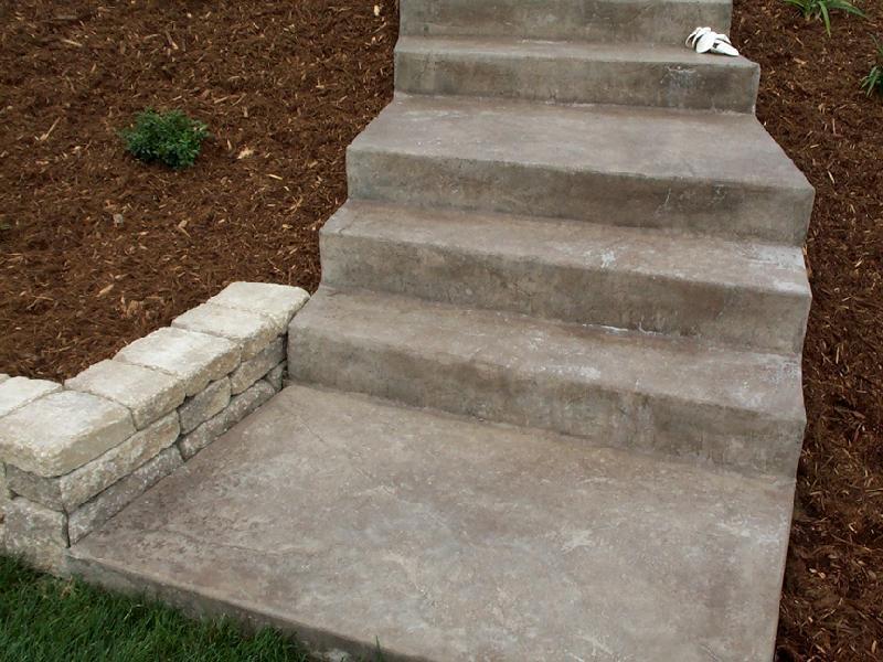 Belgium Slate Stairs