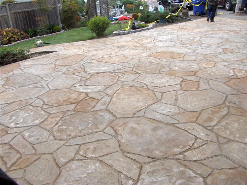Flagstone - Light Color Wash